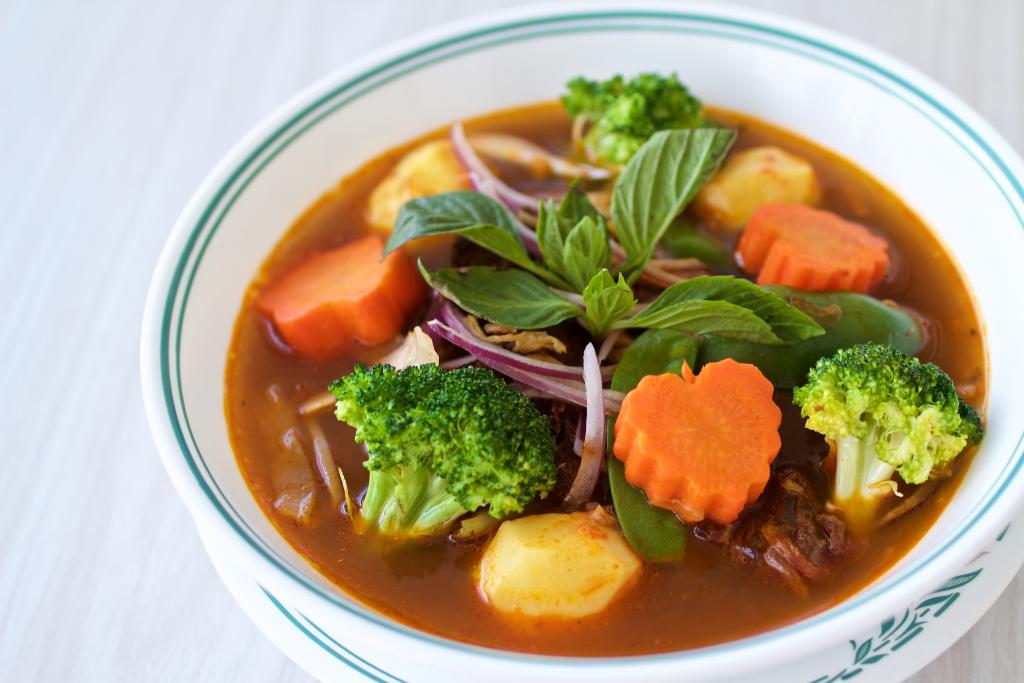 Ragoût de boeuf (Bo Kho) Soupes repas